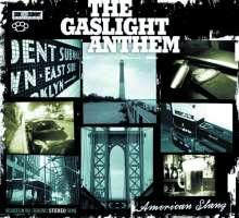 The Gaslight Anthem: American Slang, CD
