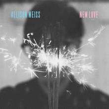 Allison Weiss: New Love, CD