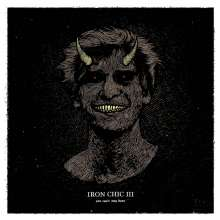 Iron Chic: III: You Can't Stay Here, CD