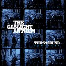 The Gaslight Anthem: The '59 Sound Sessions (180g) (Limited-Deluxe-Photobook-Edition), LP
