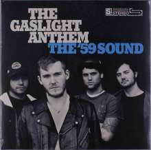 The Gaslight Anthem: The '59 Sound (Translucent W/Black Streaks Vinyl), LP