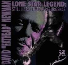 David 'Fathead' Newman (1933-2009): Lonestar Legend, CD