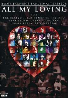Tony Palmer: All My Loving, DVD