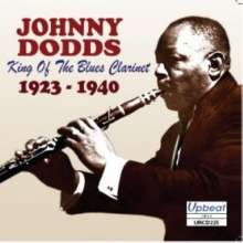 Johnny Dodds (1892-1940): King Of The Blues Clari, CD