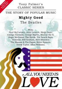 The Beatles: All You Need Is Love, DVD