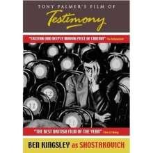 Testimony (1987) - Engl.OF, DVD