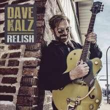 Dave Kalz: Relish, CD
