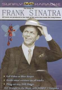 Karaoke & Playback: Frank Sinatra-Karaoke, DVD