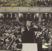 Bruno Walter in Concert, CD