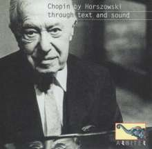 "Frederic Chopin (1810-1849): Klavierwerke ""Chopin by Horszowski"", 2 CDs"