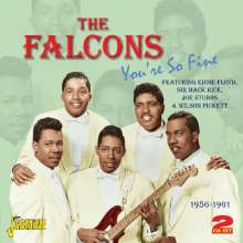 The Falcons: You're So Fine 1956-61, CD