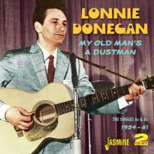 Lonnie Donegan: My Old Man's A Dustman: The Singles As & Bs 1954 - 1961, 2 CDs