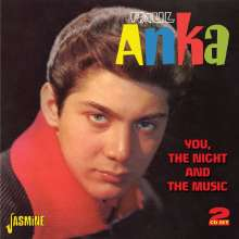 Paul Anka: You The Night & The Music, 2 CDs