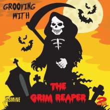 Grooving With The Grim Reaper: Songs Of Death, Tragedy And Misfortune, 2 CDs
