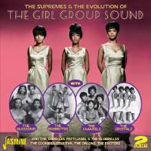 Supremes & The Evolution Of The Girl Group Sound, 2 CDs
