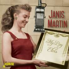 Janis Martin: My Boy Elvis, CD