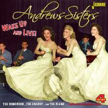 Andrews Sisters: Wake Up And Live!, 4 CDs