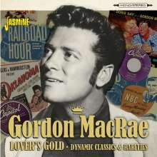 Gordon MacRae: Lover's Gold, 4 CDs