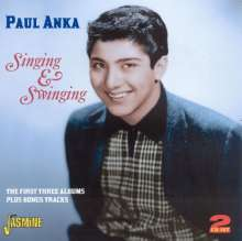 Paul Anka: Singing And Swinging, 2 CDs