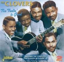 The Clovers: The Feelin' Is Good, 2 CDs
