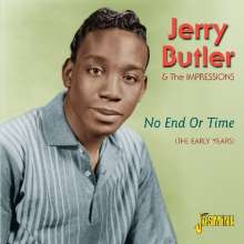 Jerry Butler: No End Or Time (The Early Years), CD