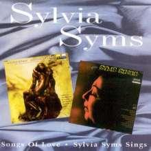 Sylvia Syms: Sings / Songs Of Love, CD