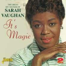 Sarah Vaughan (1924-1990): It's Magic, 2 CDs
