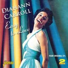 Diahann Carroll (1935-2019): Easy To Love, 2 CDs