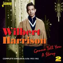 Wilbert Harrison: Gonna Tell You A Story, 2 CDs