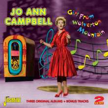 Jo Ann Campbell: Girl From Wolverton Mountain, 2 CDs