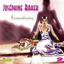 Josephine Baker: Remembering, 2 CDs