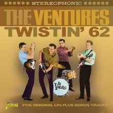 The Ventures: Twistin' 62, 2 CDs