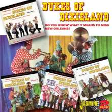 The Dukes Of Dixieland: Do You Know What It Means To Miss New Orleans?, 2 CDs