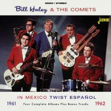 Bill Haley: In Mexico 1961-62, 2 CDs