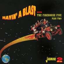 The Firehouse Five Plus Two: Havin' A Blast, 2 CDs