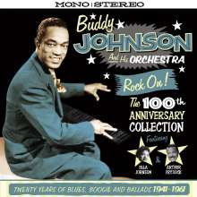 Buddy Johnson (1915-1977): Rock On!: The 100th Anniversary Collection, 2 CDs