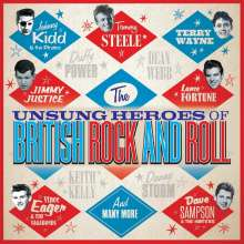 Unsung Heroes OF British Rock'N'Roll, 2 CDs