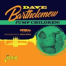 Dave Bartholomew (1919-2019): Jump Children! Imperial Singles Plus, 2 CDs