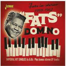 Fats Domino: Fats In Stereo 1959 - 1962, 2 CDs