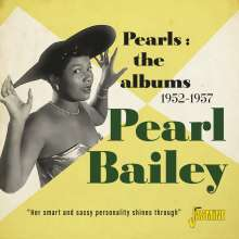 Pearl Bailey: Pearls: The Albums 1952 - 1957, 2 CDs