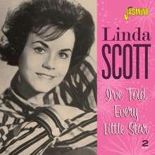 Linda Scott: I've Told Every Little Star, 2 CDs