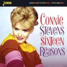 Connie Stevens: Sixteen Reasons, CD