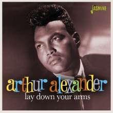 Arthur Alexander: Lay Down Your Arms, CD