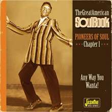 The Great American Soulbook: Pioneers Of Soul Chapter 1, CD