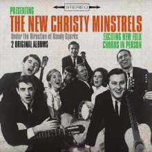 The New Christy Minstrels: Exciting New Folk Chorus In Person, CD