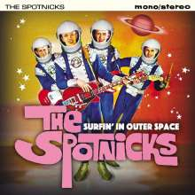 The Spotnicks: Surfin' In Outer Space, CD