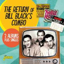 Bill Black's Combo: The Return Of Bill Blacks Combo, CD