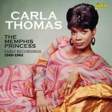 Carla Thomas: The Memphis Princess: Early Recordings, CD