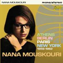 Nana Mouskouri: Athens, Berlin, Paris, New York, CD