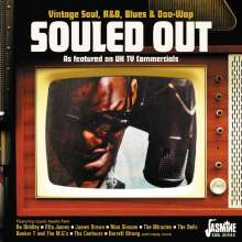 Filmmusik: Souled Out - As Featured On UK TV Commercials, CD